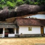 The main cave temple of Waduwawa Bambaragala Rajamaha Viharaya