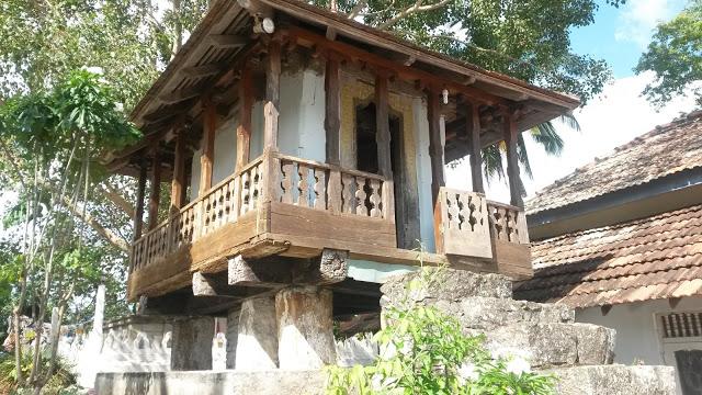 Nilwakka Sri Bodhirukkarama Purana Tampita Viharaya