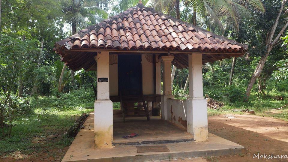 Tampita Viharaya of Ganewatta Purana Bodhimalu Viharaya