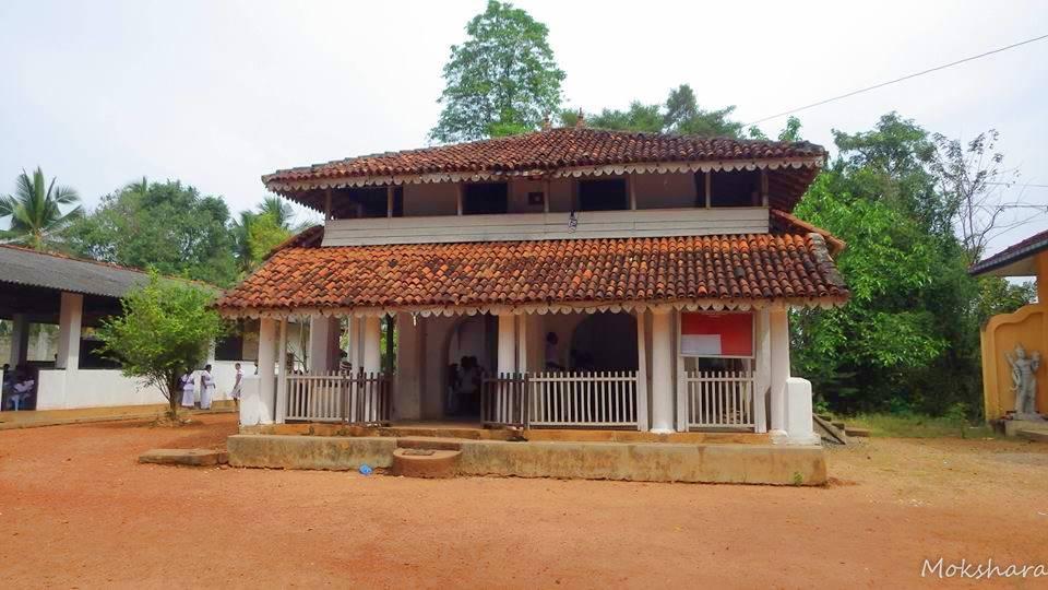 Mahalloluwa Sri Saddharmarama Purana Tampita Viharaya