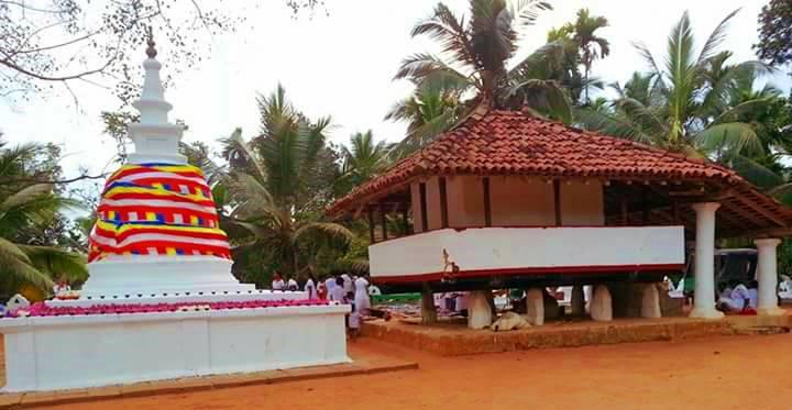 Girisiri Darshanarama Purana Tampita Viharaya (Batuwita Viharaya)