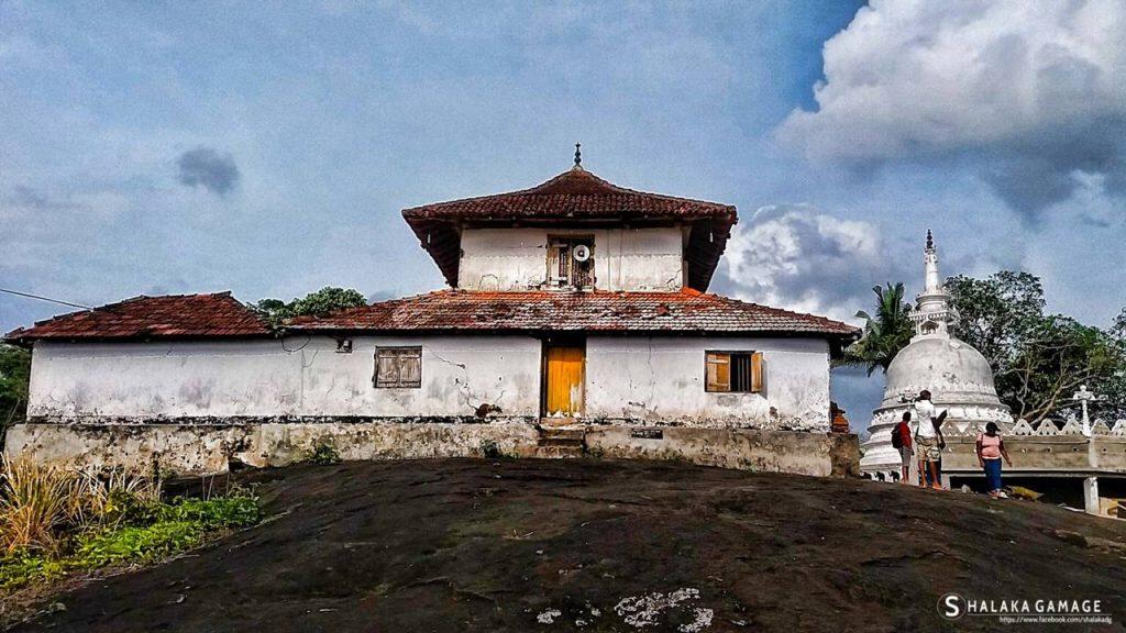 Doragamuwa Shylapabbatharama Rajamaha Viharaya (Doragamuwa Gale Pansala)