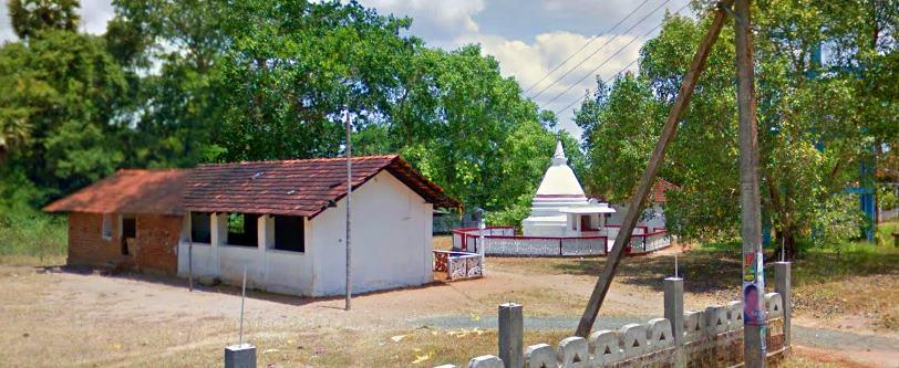 Mahakumbukgollewa Sri Dalada Tampita Viharaya