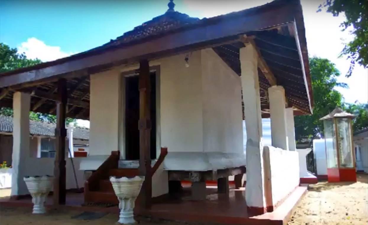 Kekunadola Rajamaha Viharaya (Prathiraja Pirivena) Tampita Viharaya
