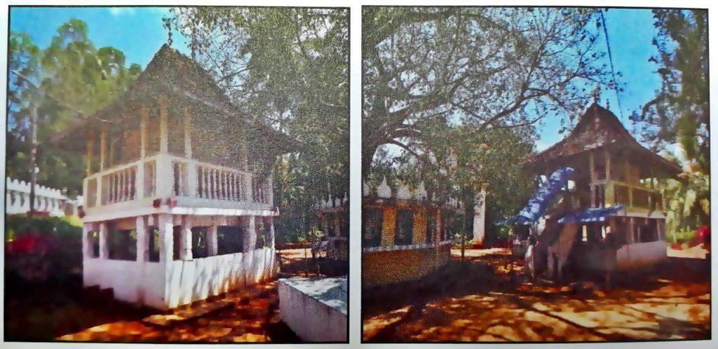 Parape Sri Vishuddarama Purana Tampita Viharaya