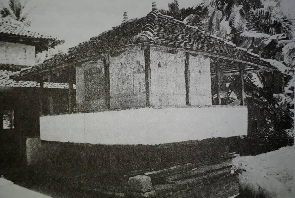 Gammannagoda Sri Sudarshanarama Tampita Viharaya