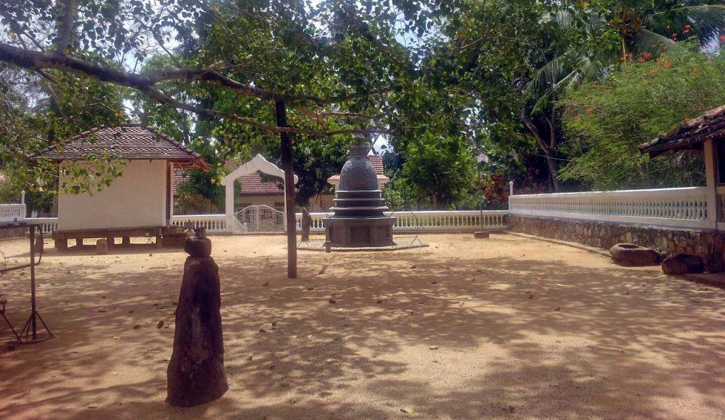 Ganangamuwa Sri Purvaramaya Purana Tampita Viharaya