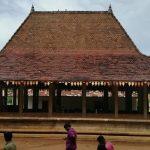 Dalada Maligawa at the Panduwasnuwara Rajamaha Viharaya