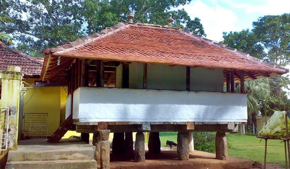 Kolamunna Sri Sugatharamaya Purana Tampita Viharaya