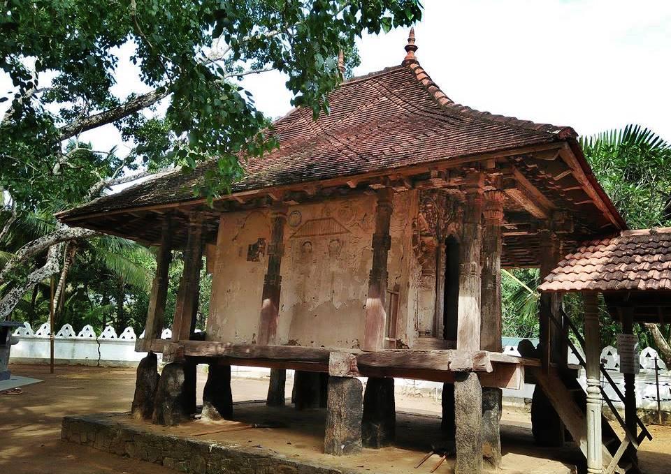 Kongahagedara Sri Bodhidrumarama Purana Tampita Viharaya
