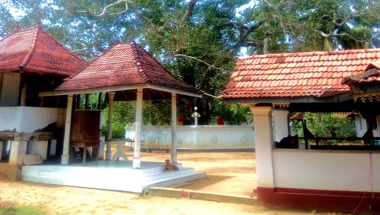Wathuwaththa Sri Sunandaramaya Purana Tampita Viharaya