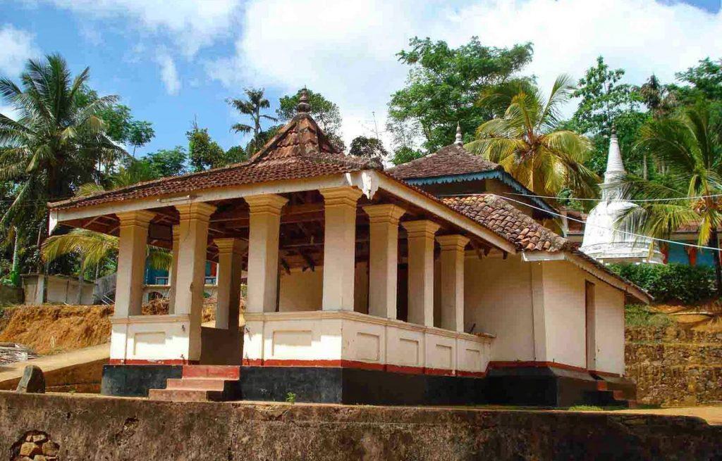 Dapane Sri Jayasumanaramaya Purana Tampita Viharaya