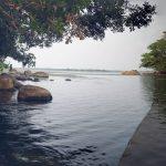 Pavakkulama (Pavatkulama) Reservoir in Vavuniya