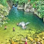 Enchanting but Deadly Rangala Natural Pool