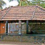 Aru Kaal Madam (Six Pillar Choultry -Ambalama) on Manipay Road