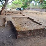 Ruins of the Sangiliyan Mansion in Jaffna