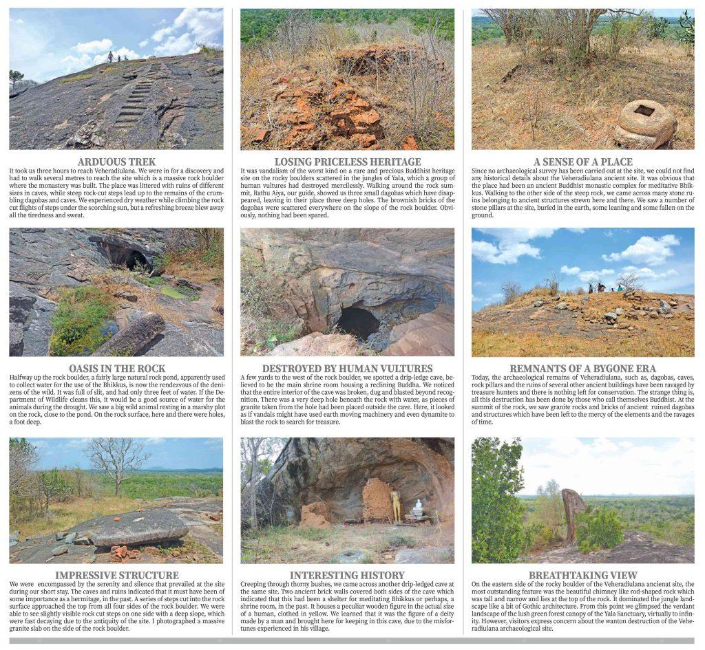 Monaragala Veheradivulana Archaeological Site