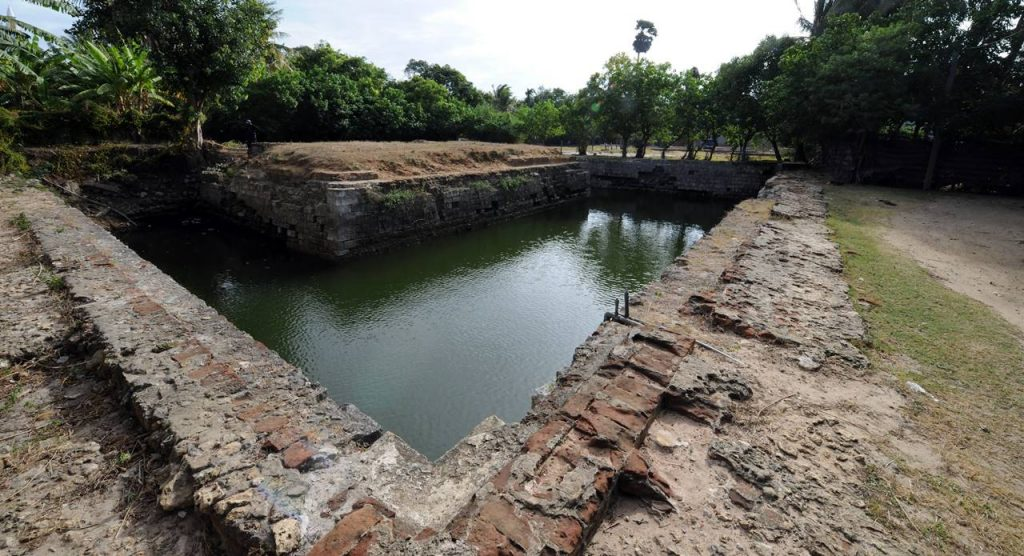 Yamuna Eri Ancient Pond at Nallur