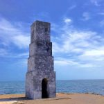 Kalmunei Old survey post in Jaffna