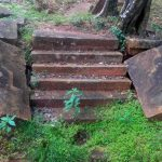 Ruins of Ancient Sapumalgaskada Buddhist Monastery in Vavuniya