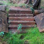 Ruins of Ancient Sapumalgaskada Buddhist Monastery in Vavuniya