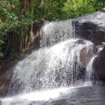 Pitabeddara Viharamaldeniya Ella Falls close to the Elamaldeniya Rajamha Viharaya