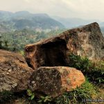 Porogala viewpoint at Mahaulpatha in Bandarawela