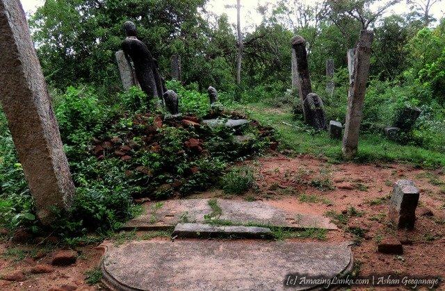 අළුත් හල්මිල්ලෑව ශෛලබිම්බාරාම රජමහා විහාරය පුරාවිද්යා නටබුන් - Aluth Halmillewa Shailabimbarama Rajamaha Viharaya Ruins