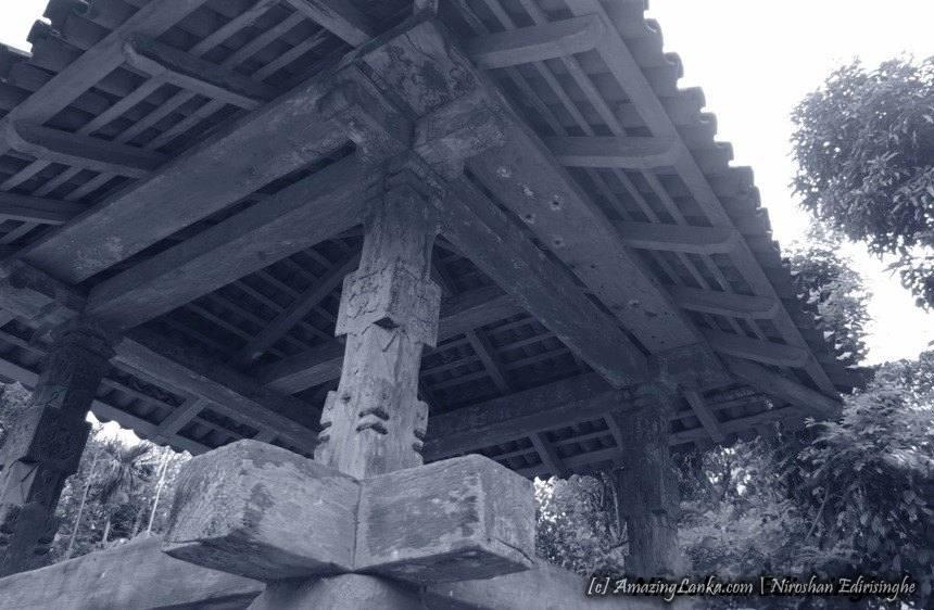උඩුනුවර පිටවල අම්බලම (පල්ලේපිටවල අම්බලම) - Udunuwara Pitawala (Pallepitawala) Ambalama