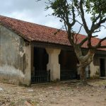 Dutch school and church, Ambalangoda