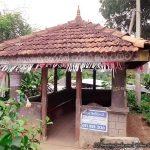 හාරිස්පත්තුව අත්තරගම අම්බලම - Aththaragama Ambalama in Harispattuwa