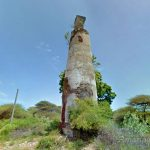 මන්නාරම නාරාපාඩු පැරණි ඕලන්ද මුරකපොල්ල - Narapadu Ancient Watch Tower in Mannar