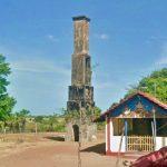 ඉලුක්පකඩවයි පඩවුතුරේ පැරණි මිනින්දෝරු කුළුණ - Illuppaikadavai Padavuthurai Survey Towerඉලුක්පකඩවයි පඩවුතුරේ පැරණි මිනින්දෝරු කුළුණ - Illuppaikadavai Padavuthurai Survey Tower