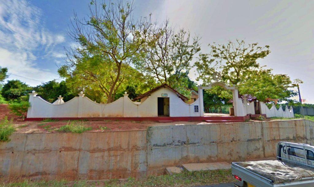 මුලතිවු ගුරුකන්ද රජමහා විහාරය පුරාවිද්යා නටබුන්  -  Mulativu Gurukanda Rajamaha Viharaya Archaeological Ruins