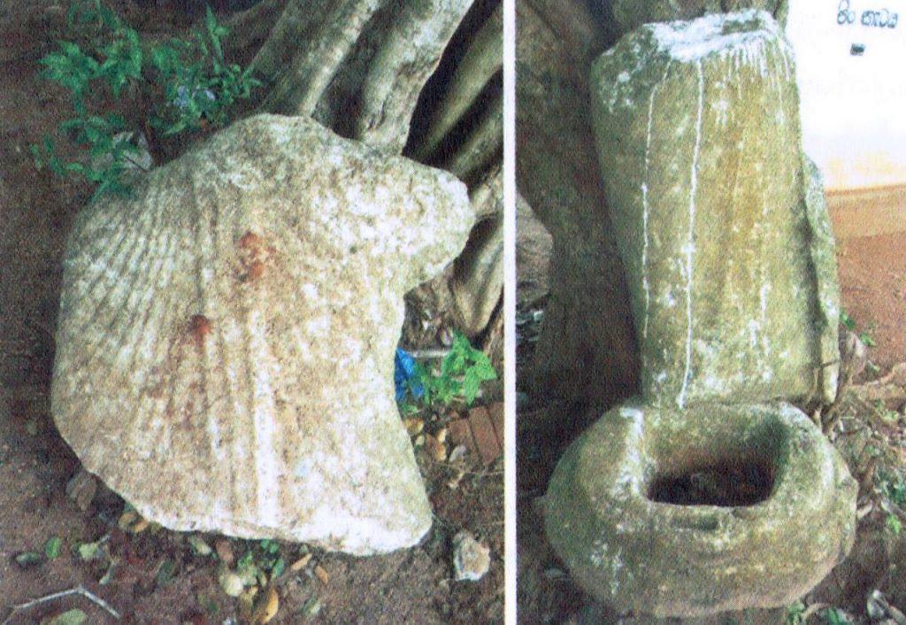 මොණරවැව ශ්රී මයුරවාපී විහාරය පුරාවිද්යා නටබුන් - Monarawewa Sri Mayurawapi Viharaya Archaeological Ruins